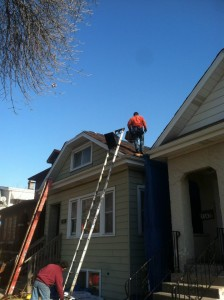Roofing contractor in schaumburg IL